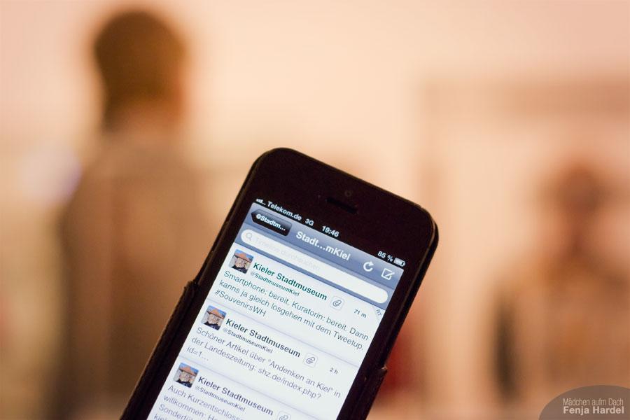 TweetUp Andenken an Kiel Warleberger Hof